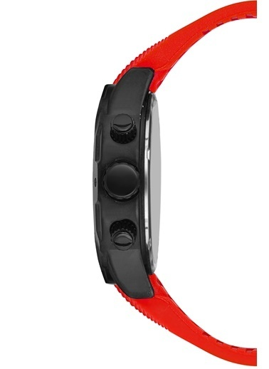 Camper Watch Saat Kırmızı